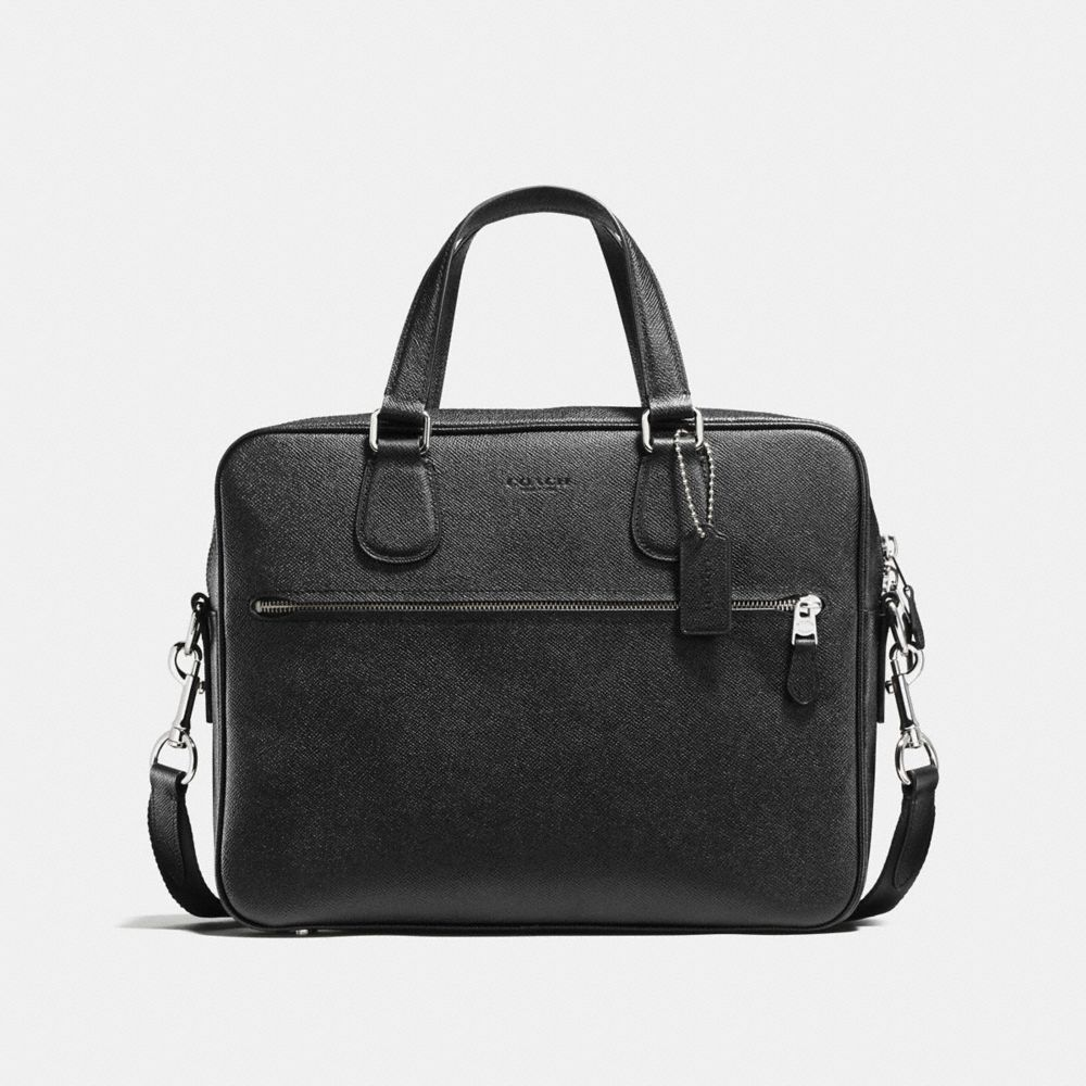 HUDSON BAG 5 IN CROSSGRAIN LEATHER