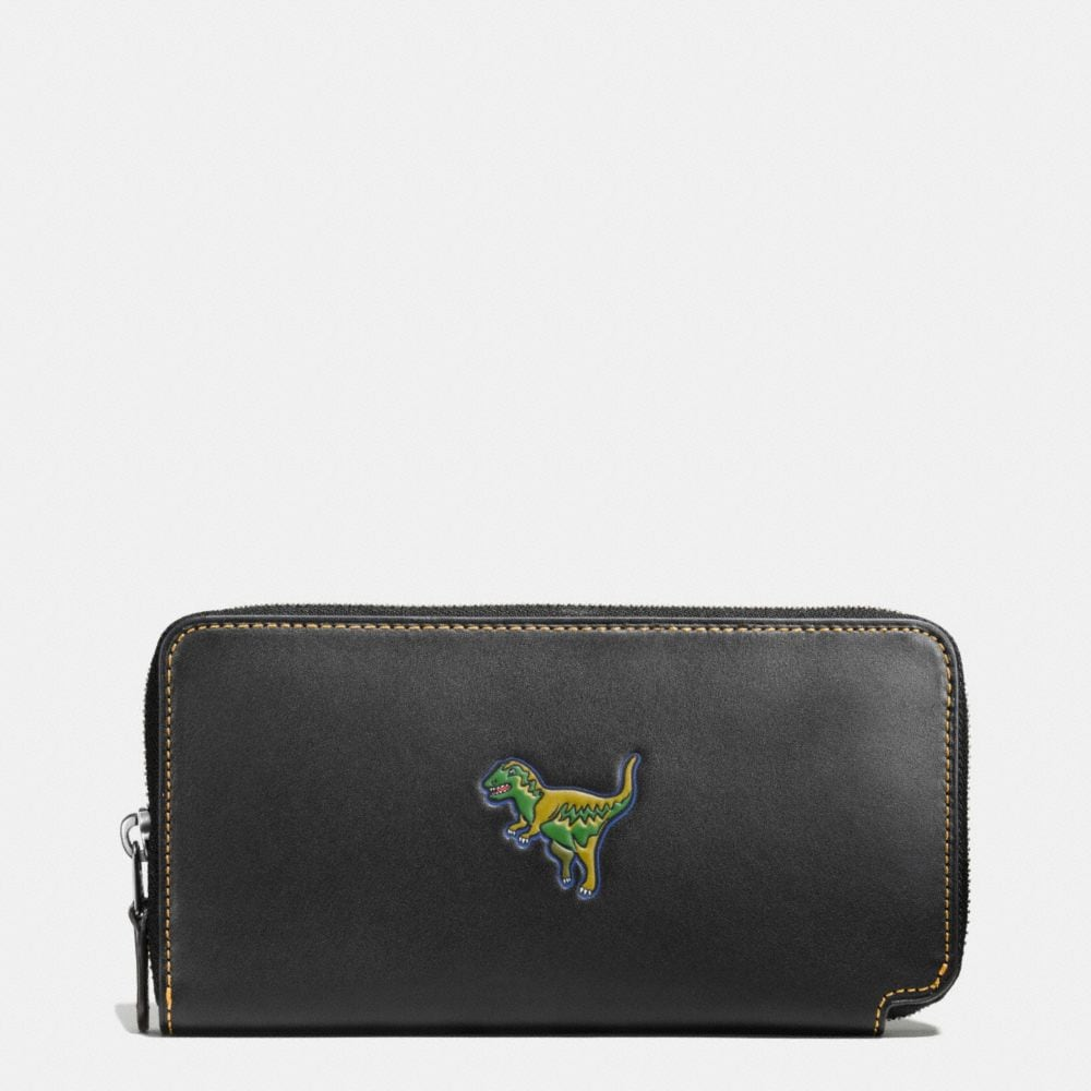 REXY ACCORDION WALLET IN GLOVETANNED LEATHER