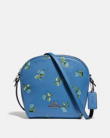 aee93281ef0 FARROW CROSSBODY WITH FLORAL PRINT