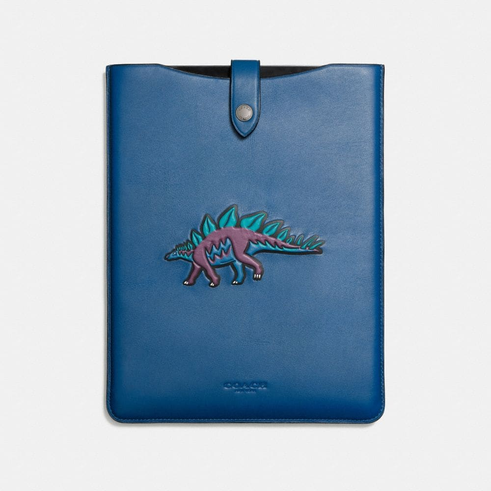 COACH BEAST IPAD SLEEVE IN GLOVETANNED LEATHER