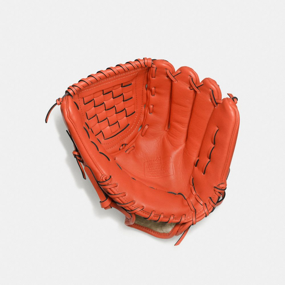 BASEBALL GLOVE IN GLOVETANNED LEATHER