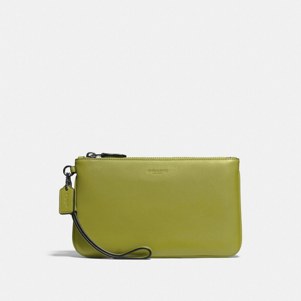 SMALL WRISTLET IN GLOVETANNED LEATHER