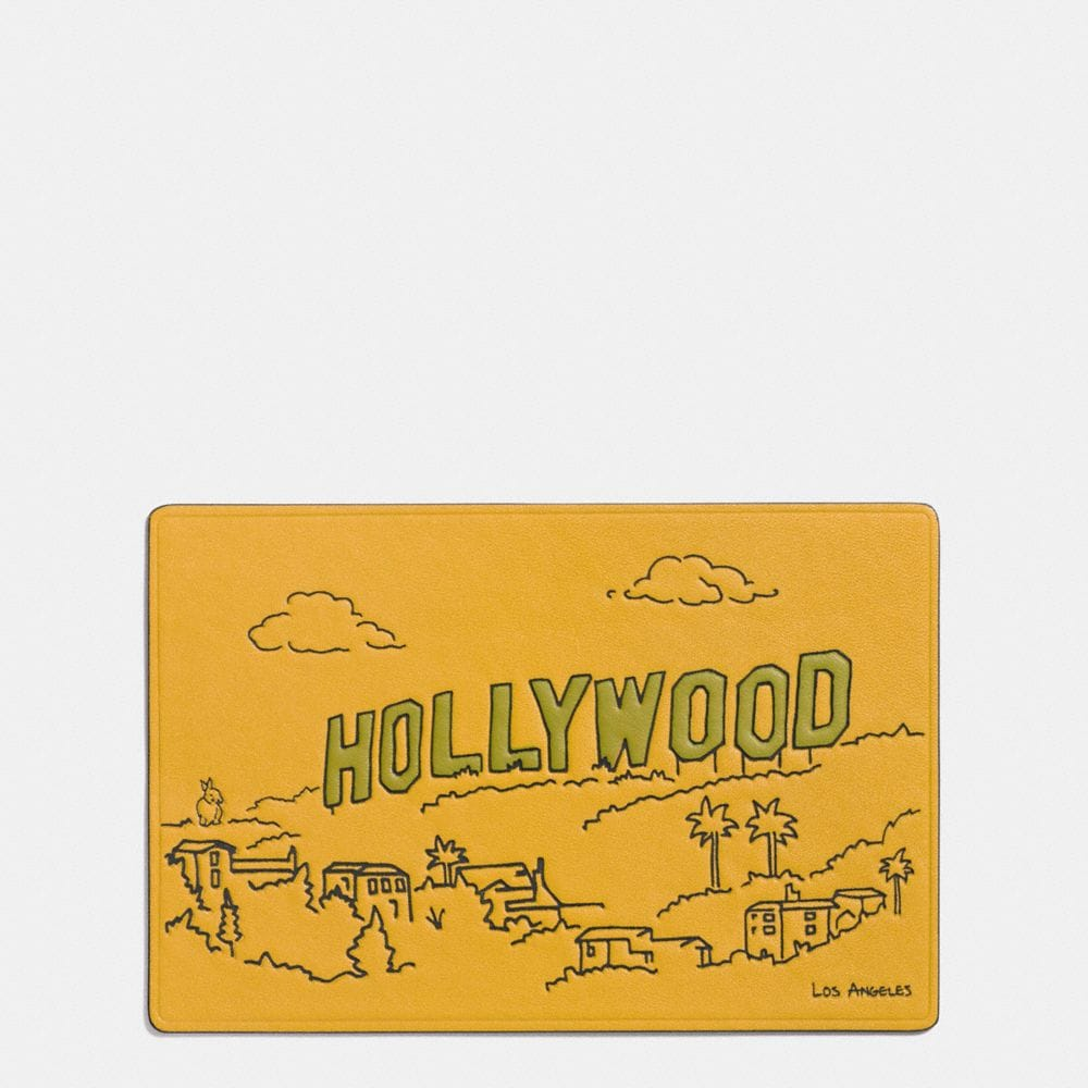 LOS ANGELES POSTCARD