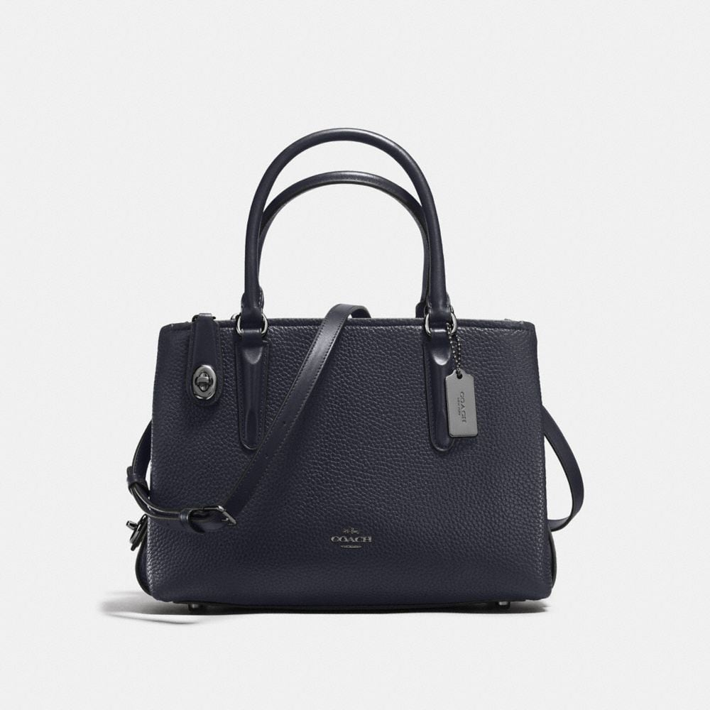 BROOKYLN CARRYALL 28 IN PEBBLE LEATHER