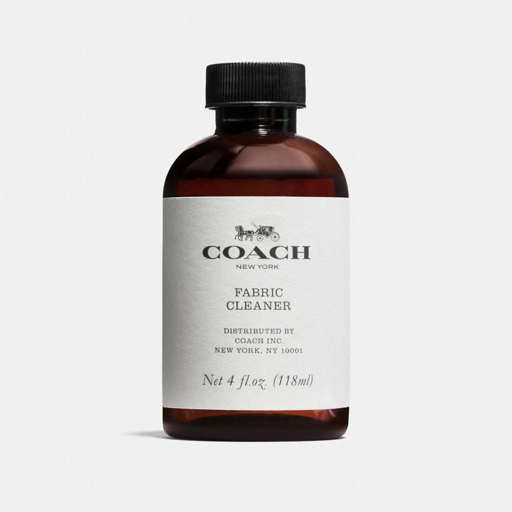 COACH FABRIC CLEANER