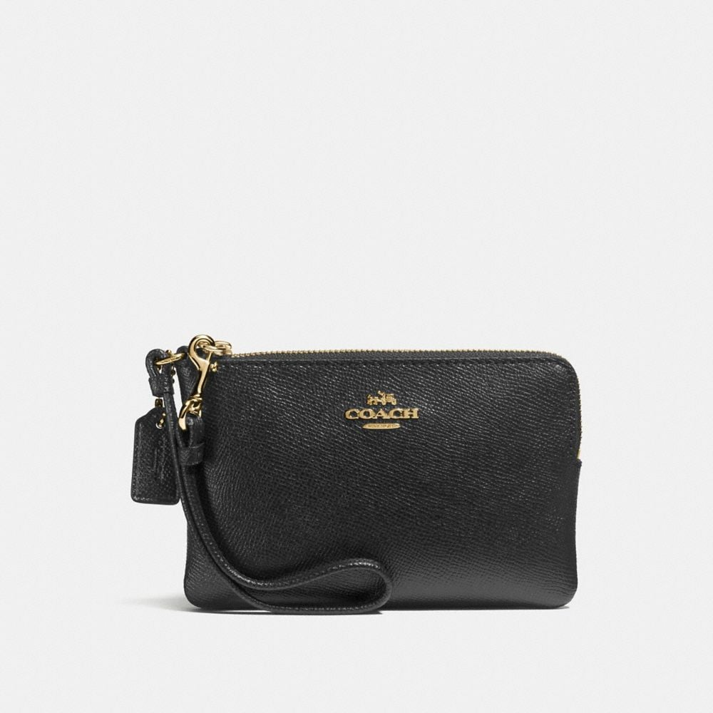 SMALL WRISTLET IN CROSSGRAIN LEATHER