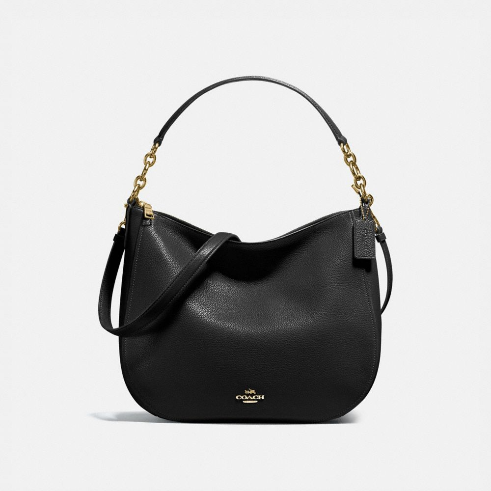 CHELSEA HOBO 32 IN PEBBLE LEATHER