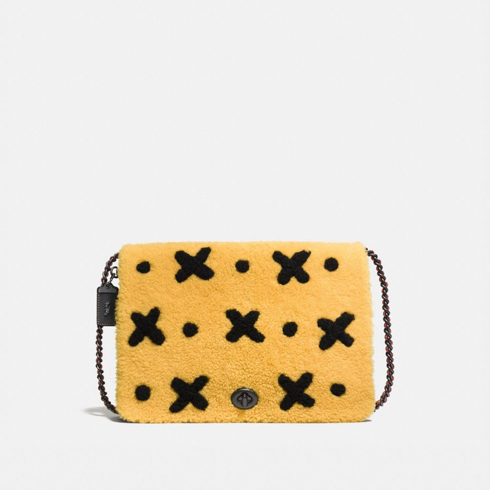FELIX BAG OF TRICKS DINKY 32 IN SHEARLING