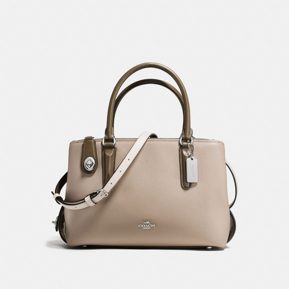 BROOKLYN CARRYALL 28 IN COLORBLOCK MIXED MATERIALS