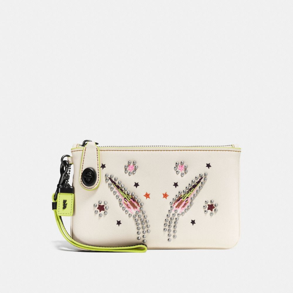 ROCKET TURNLOCK WRISTLET 21 IN GLOVETANNED LEATHER