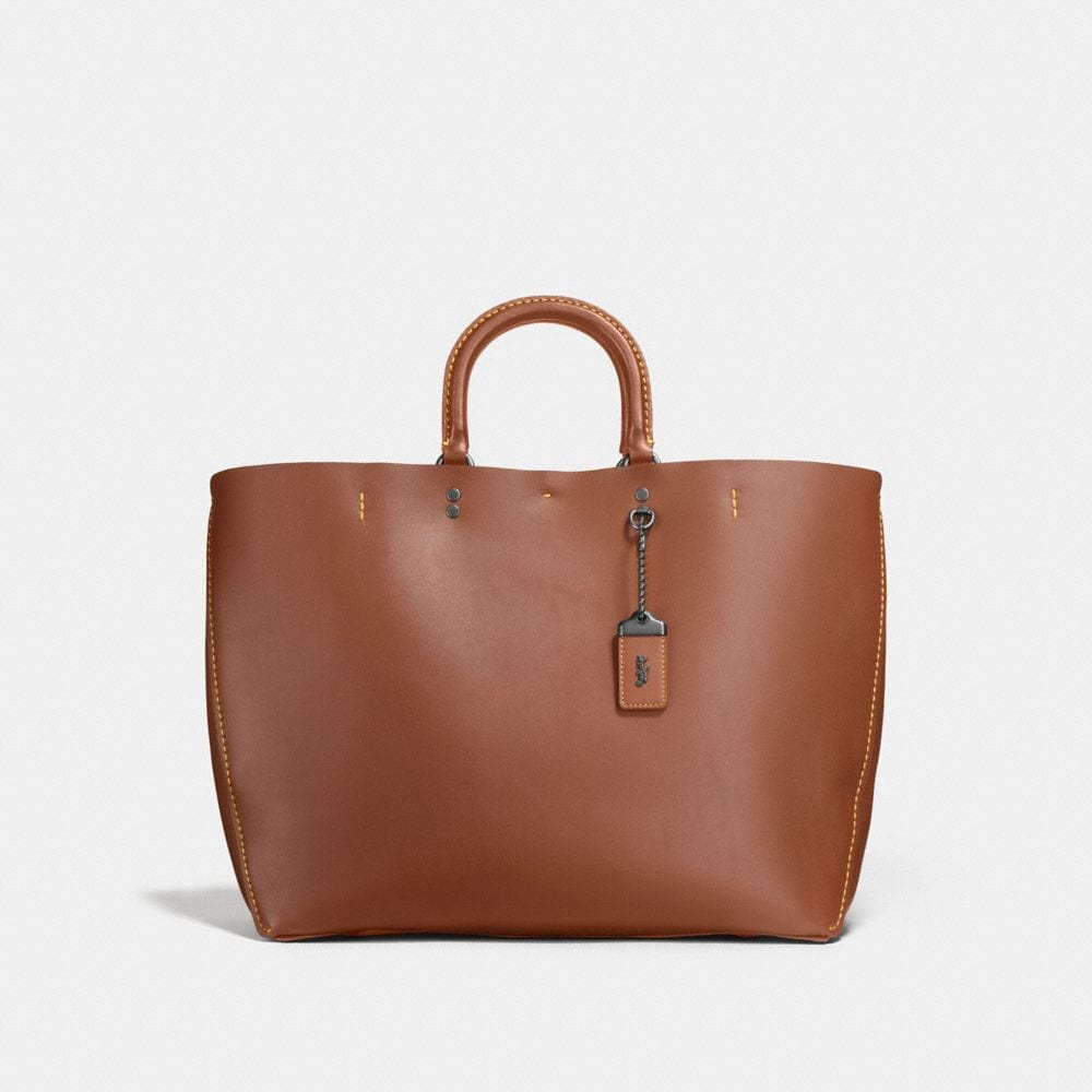 ROGUE TOTE IN GLOVE CALF