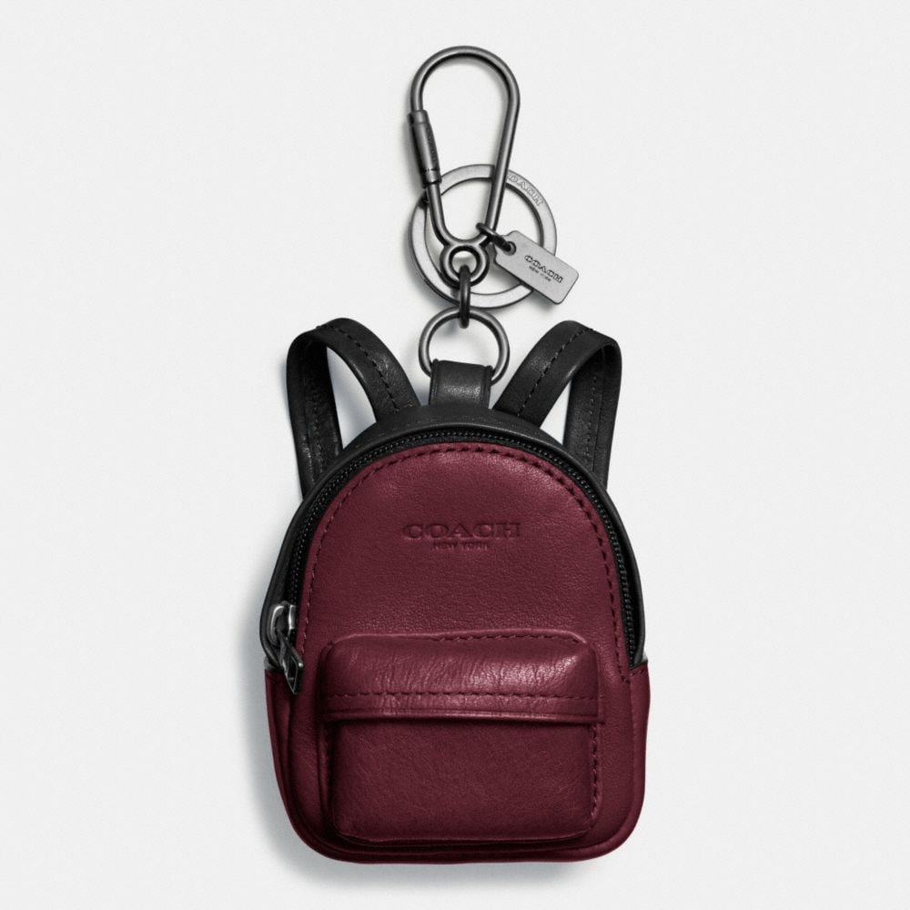 BACKPACK CHARM