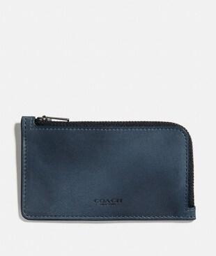 L-ZIP CARD CASE