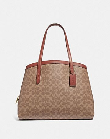 9e9bca7112 CHARLIE CARRYALL 40 IN SIGNATURE CANVAS