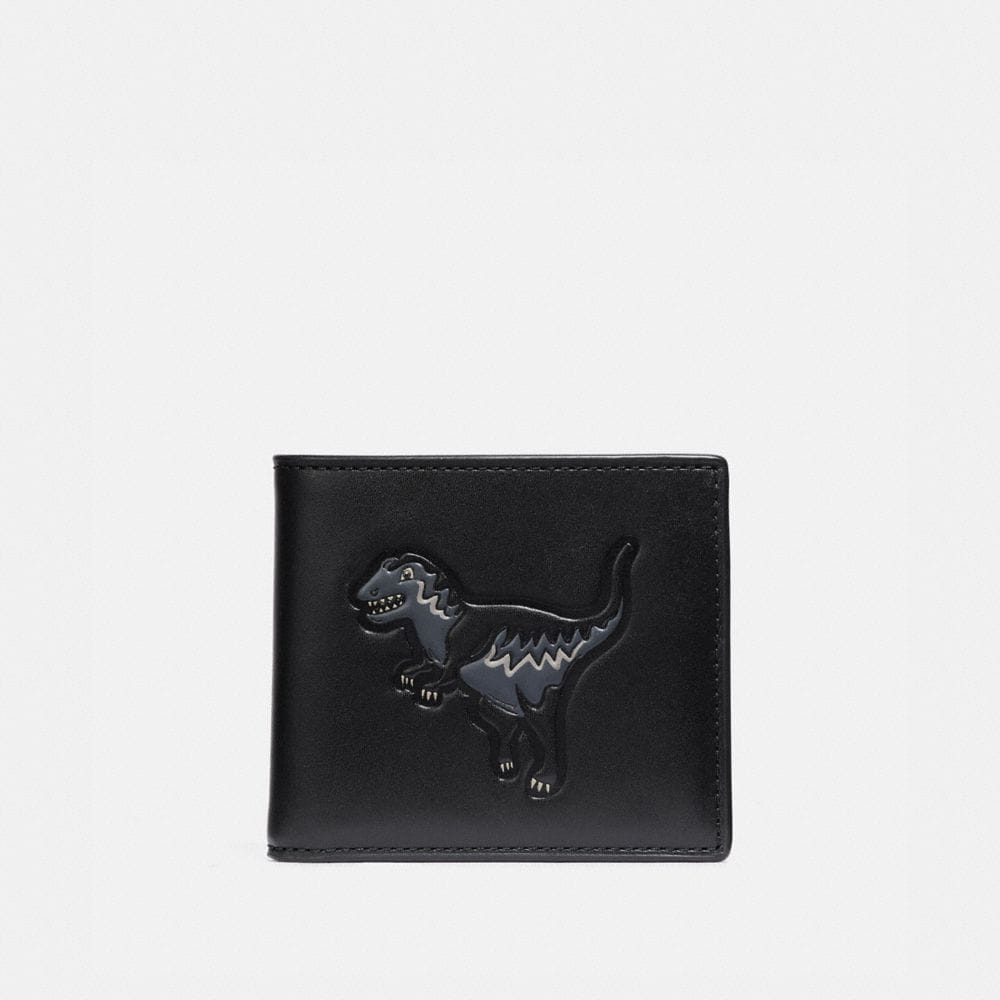 CARTERA BILLETERA DOBLE CON REXY