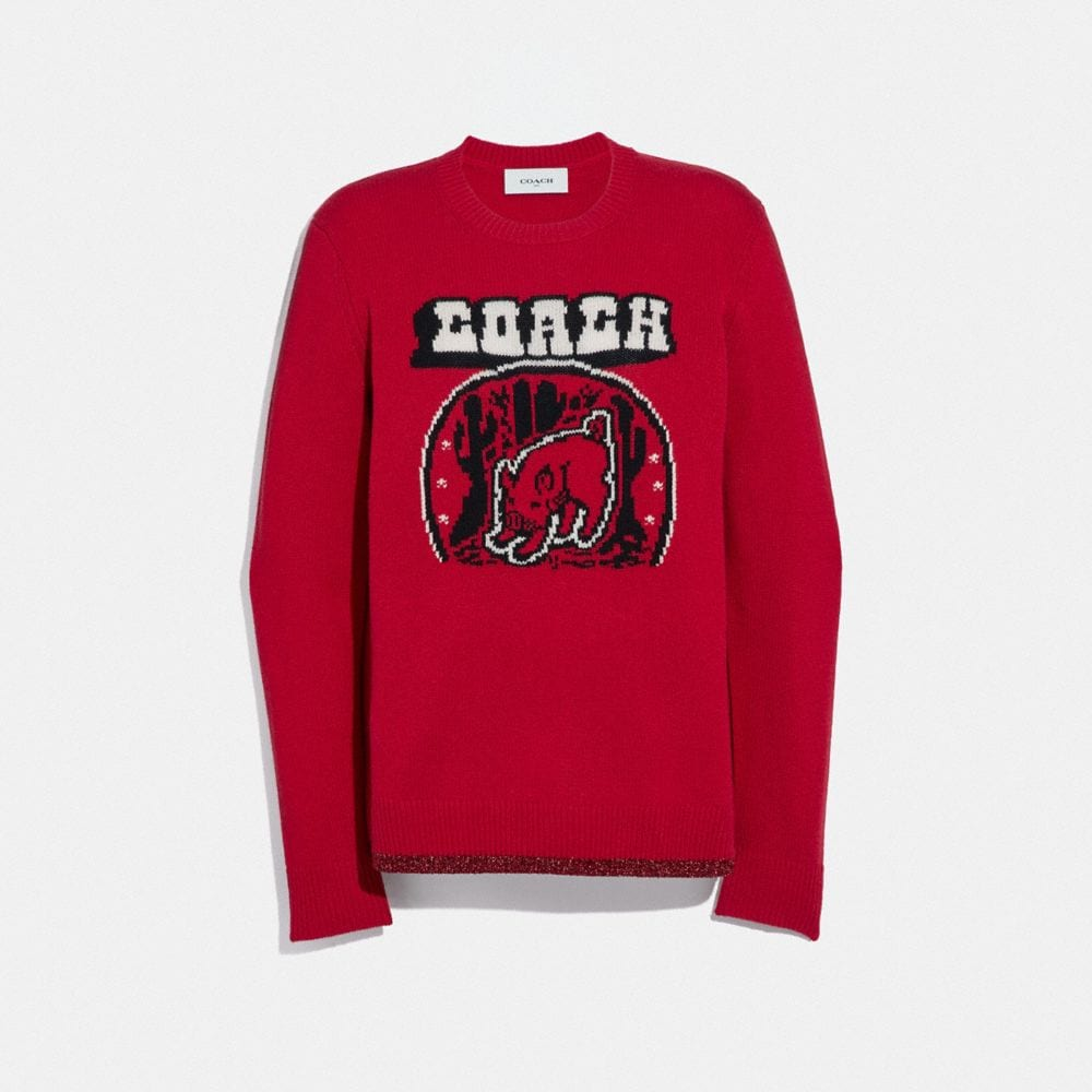 LUNAR NEW YEAR SWEATER