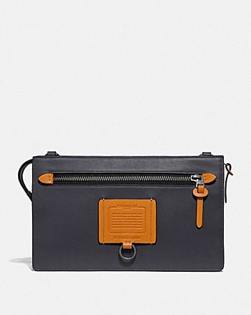 RIVINGTON CONVERTIBLE POUCH