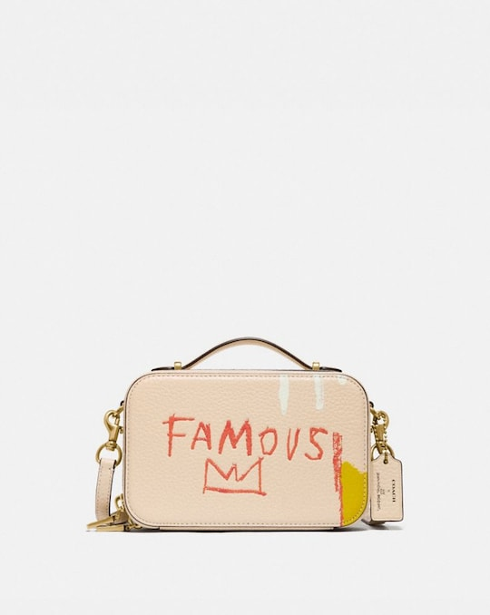 COACH X JEAN-MICHEL BASQUIAT ALIE BELT BAG