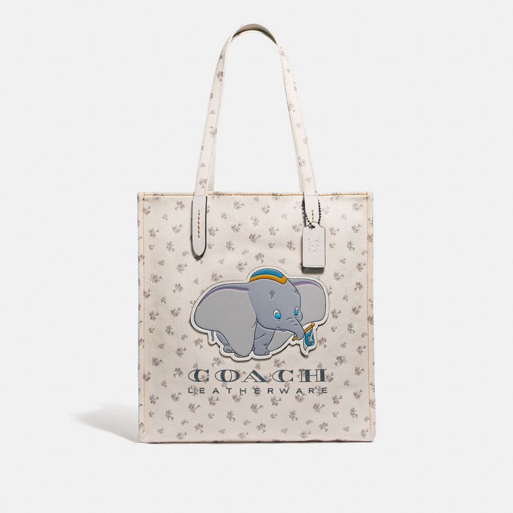 BORSA LARGA DISNEY X COACH CON DUMBO