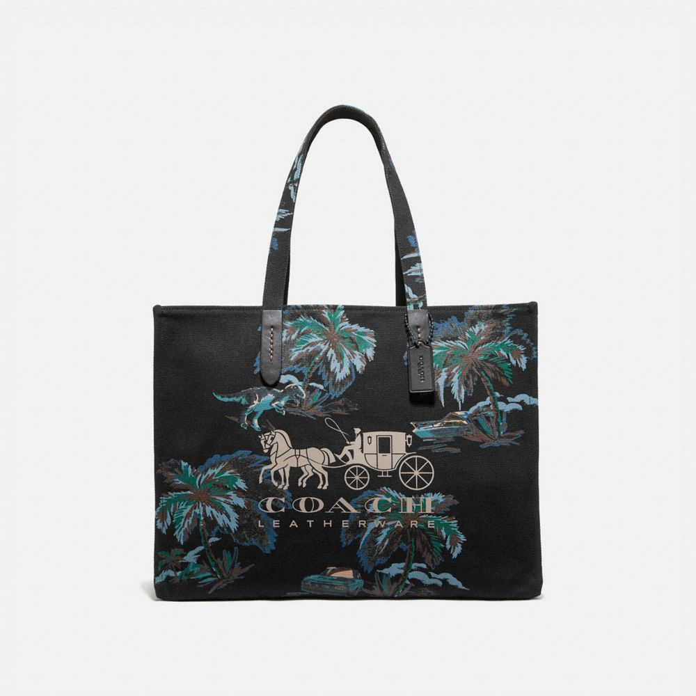 TOTE 42 WITH HORSE AND CARRIAGE