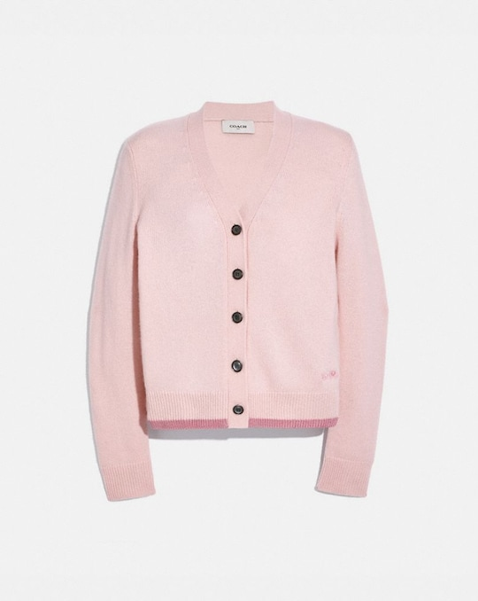 HORSE AND CARRIAGE ESSENTIALS CARDIGAN