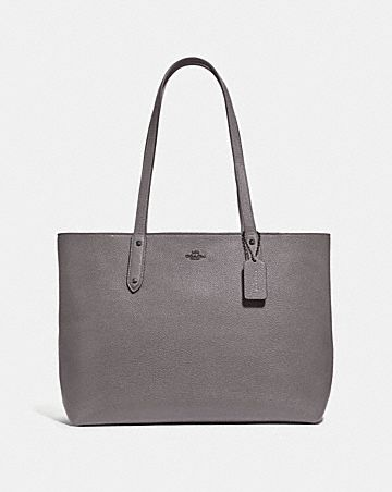 f6c62b0a Leather Tote Bags | COACH ®