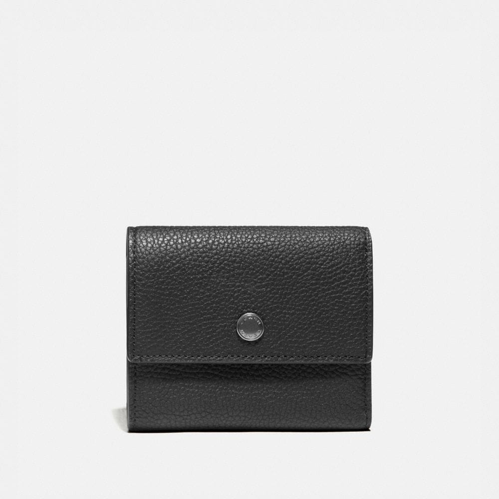 TRIFOLD SNAP WALLET