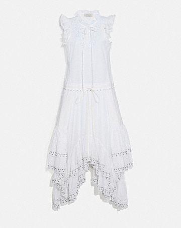COTTON PRAIRIE DRESS