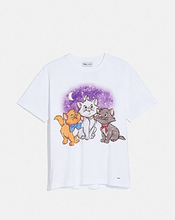 DISNEY X COACH ARISTOCATS OVERSIZED T-SHIRT