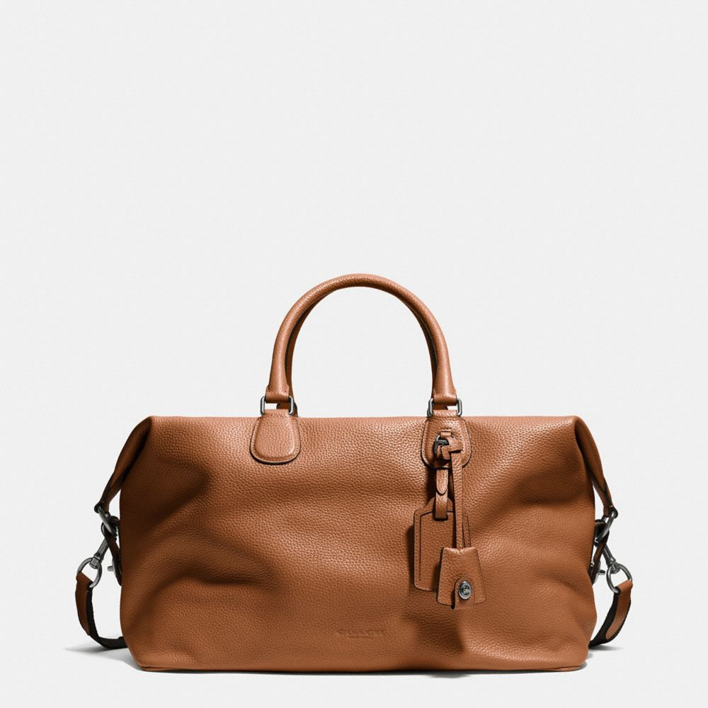 EXPLORER BAG IN PEBBLE LEATHER