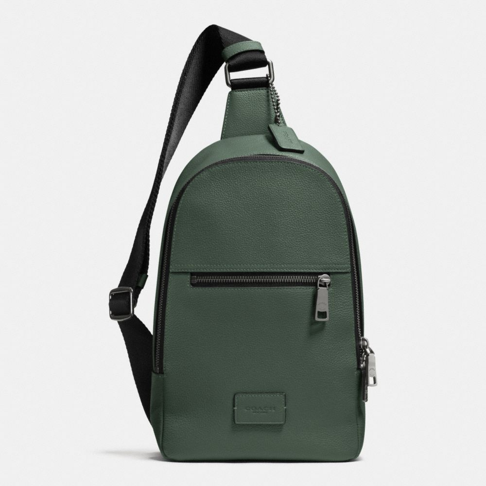CAMPUS PACK IN PEBBLE LEATHER