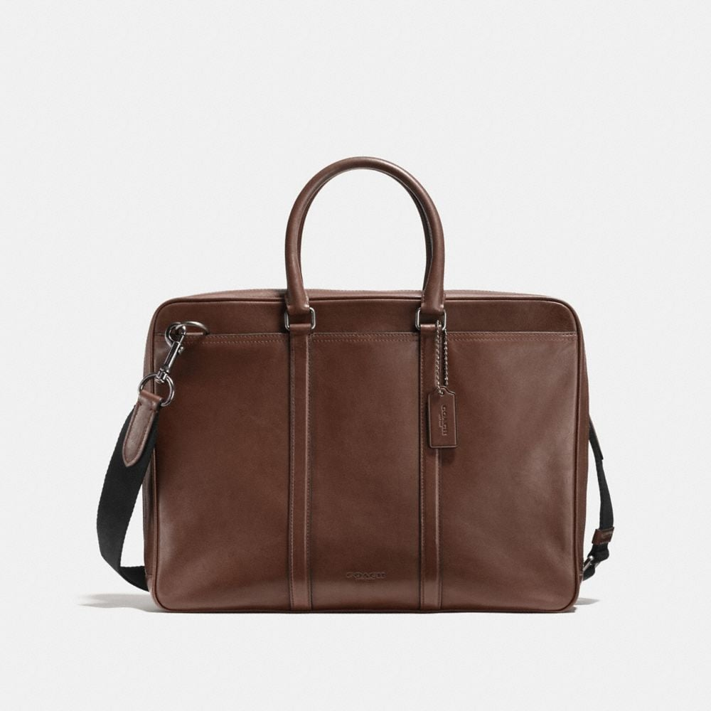 METROPOLITAN SLIM BRIEF IN SPORT CALF LEATHER