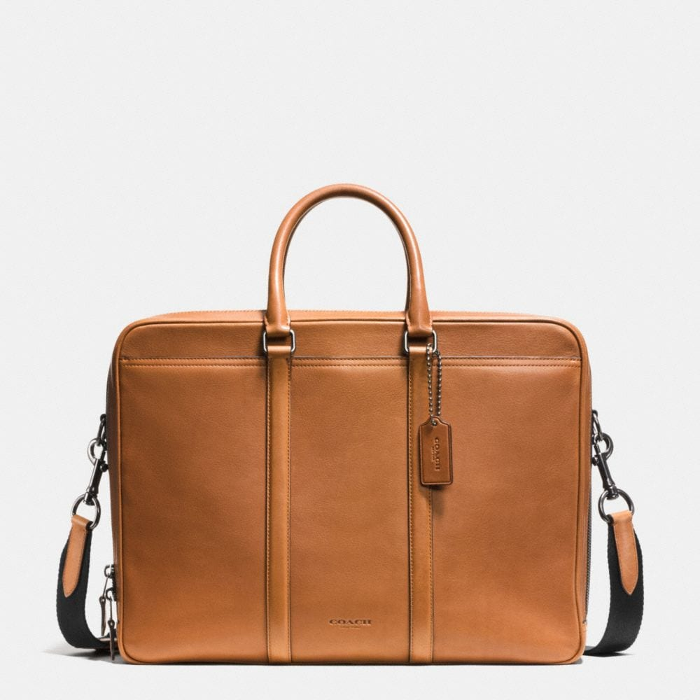 METROPOLITAN COMMUTER IN SPORT CALF LEATHER