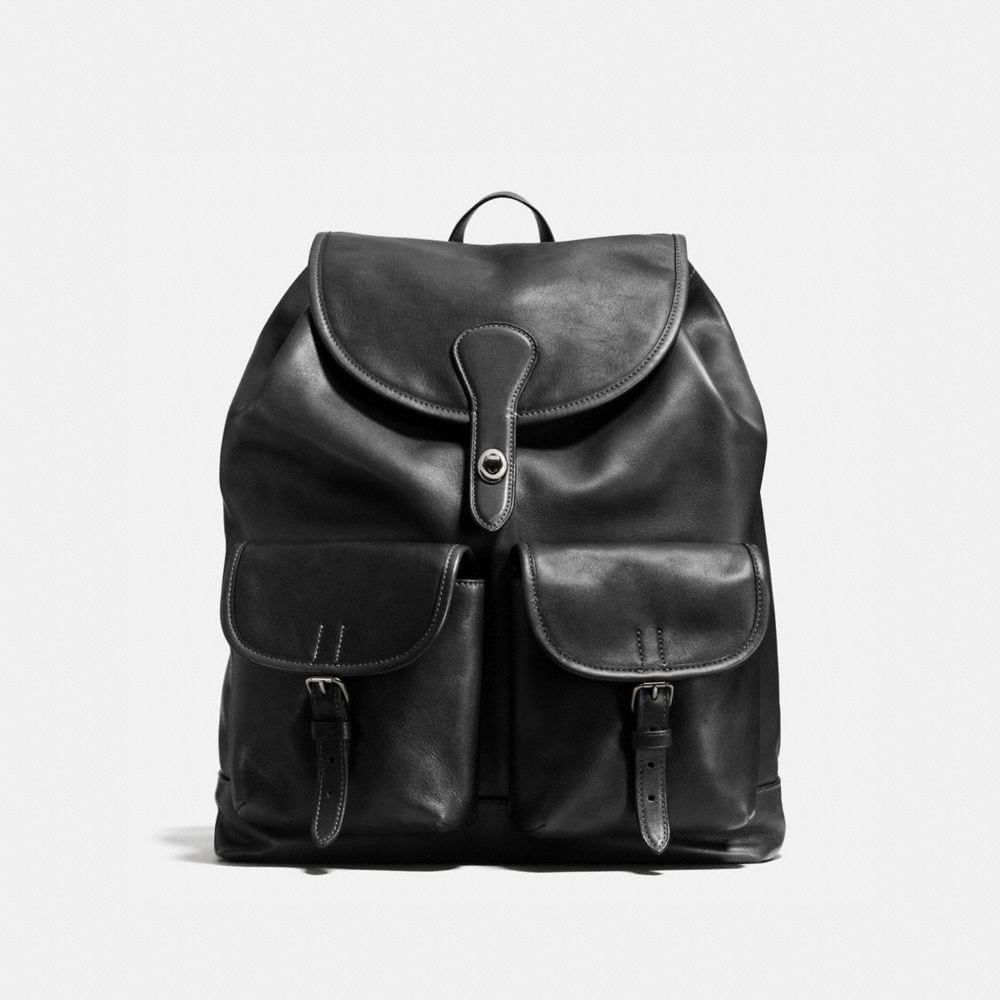 RUCKSACK IN SPORT CALF LEATHER