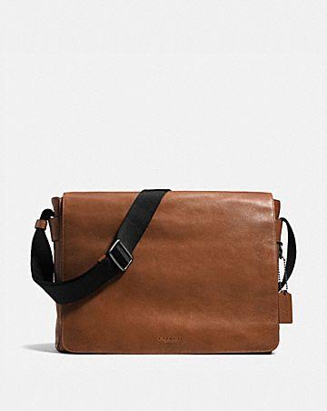 86f82c506 Men's Messenger Bags | COACH ®