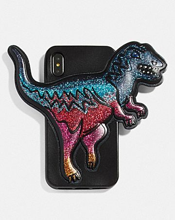 CUSTODIA PER IPHONE X/XS CON REXY