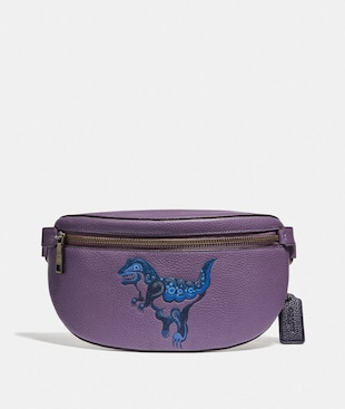 BELT BAG WITH REXY BY ZHU JINGYI