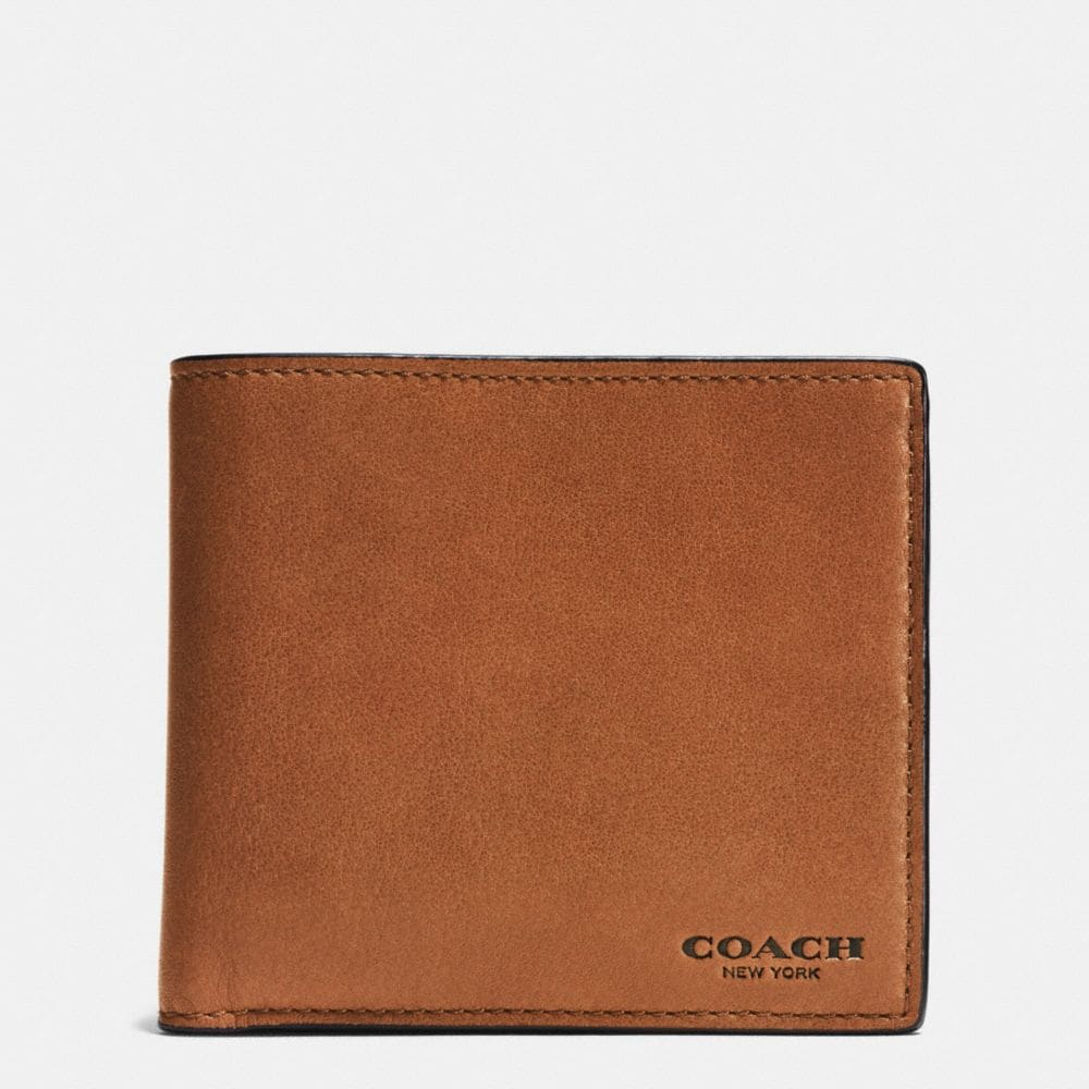 COIN WALLET IN SPORT CALF LEATHER