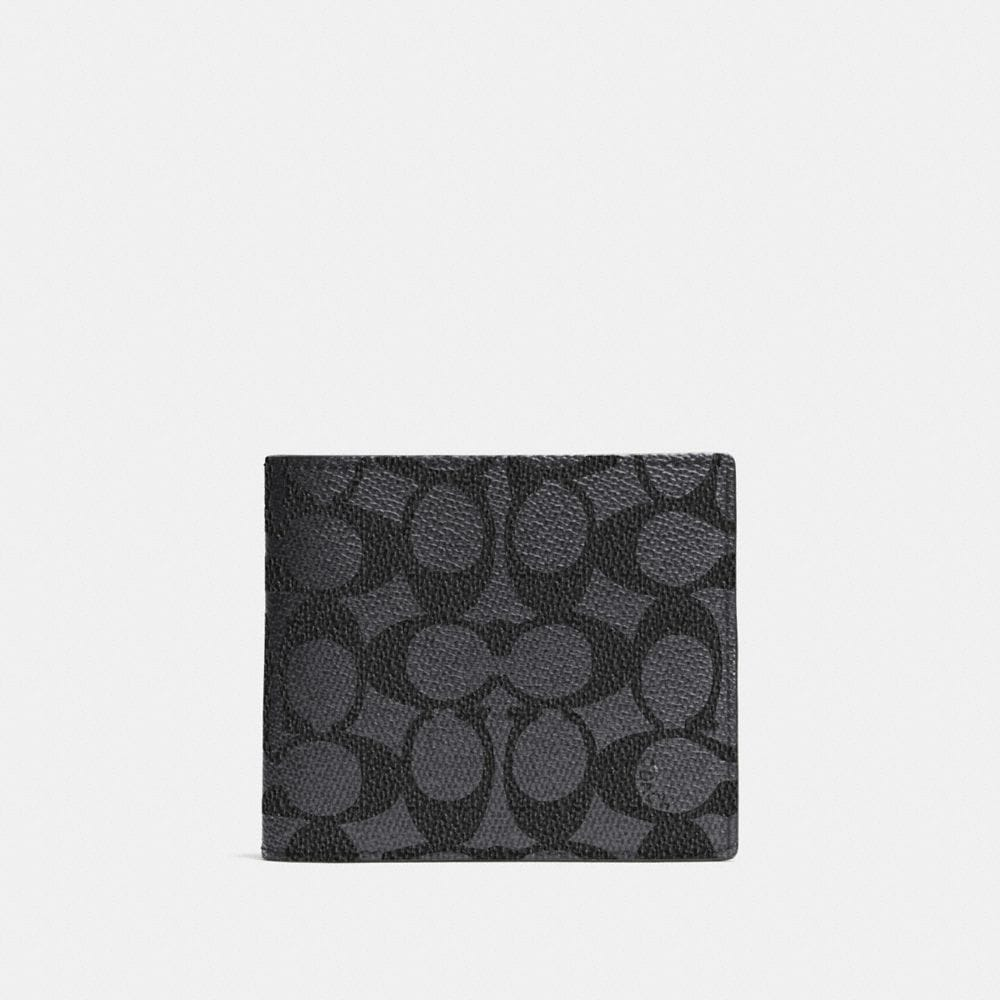 COMPACT ID WALLET IN SIGNATURE CANVAS