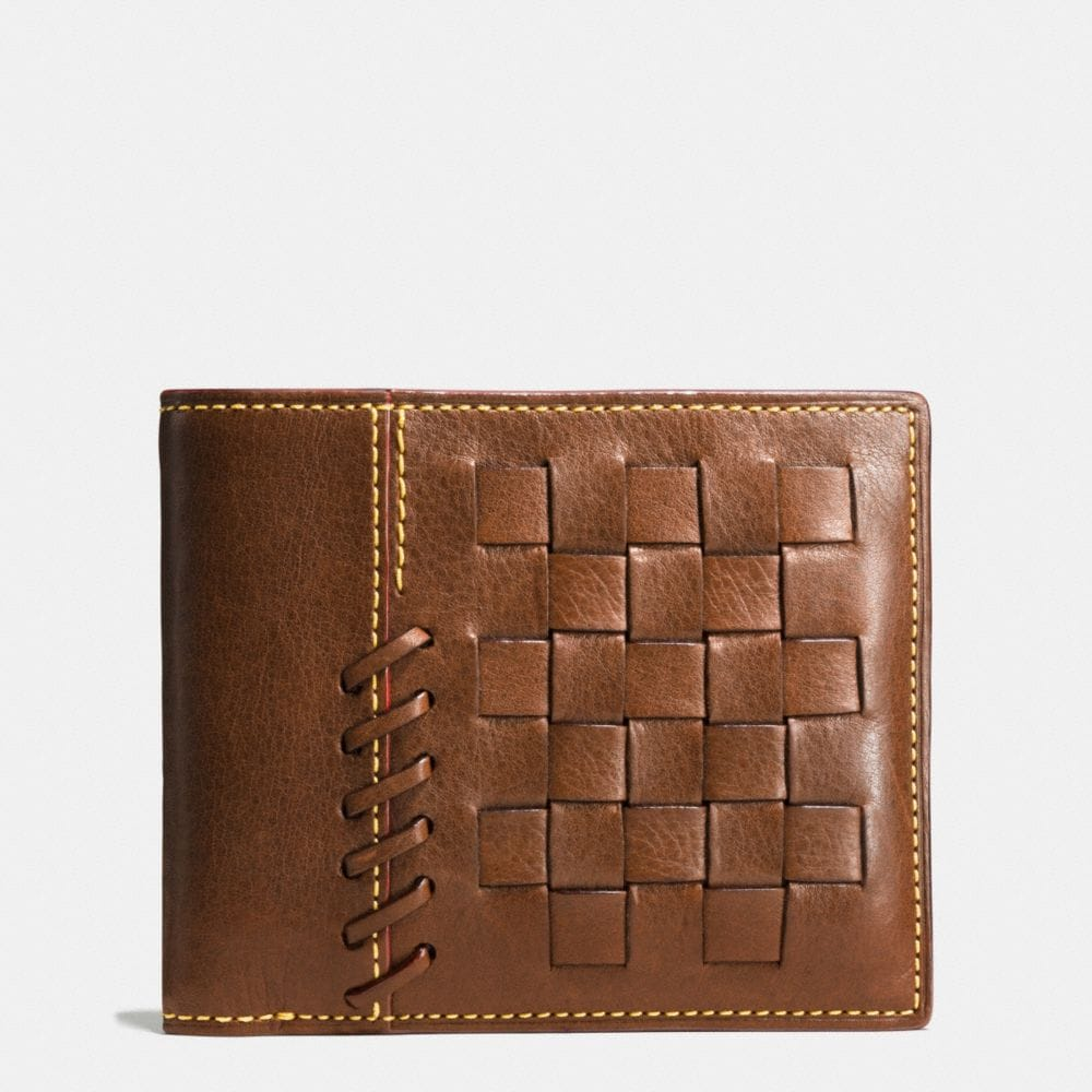 RIP AND REPAIR 3-IN-1 WALLET IN GLOVETANNED LEATHER