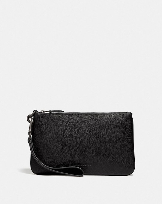 PHONE POUCH IN COLORBLOCK
