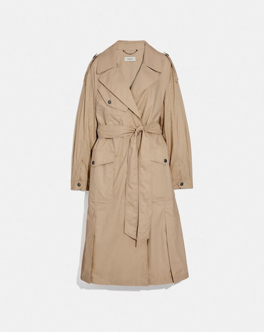 OVERSIZED TRENCH