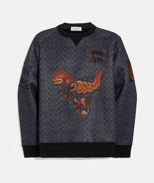 SWEATSHIRT REXY BY CREATIVE ARTISTS