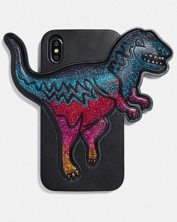 IPHONE XR CASE WITH REXY