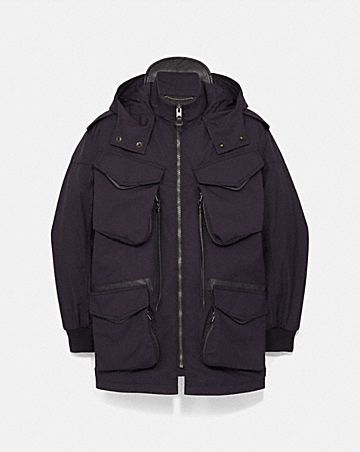 3ff6be489 Men's Outerwear | COACH ®