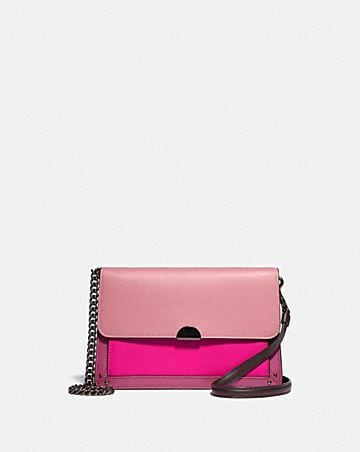 DREAMER CONVERTIBLE CROSSBODY IN COLORBLOCK