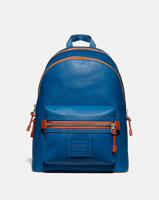 ACADEMY BACKPACK WITH VARSITY ZIPPER