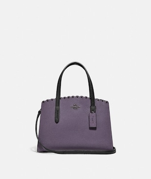 CHARLIE CARRYALL 28 WITH SCALLOP RIVETS