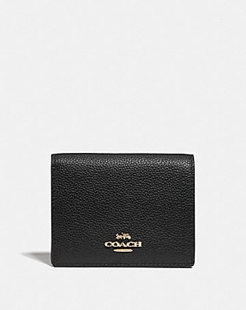 SMALL SNAP WALLET