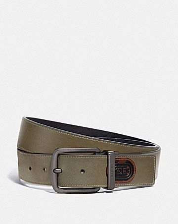 MODERN ACTIVE CUT-TO-SIZE REVERSIBLE BELT